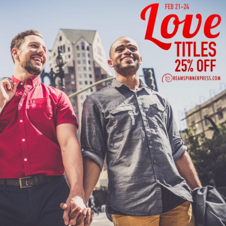 Love Titles 25% Off