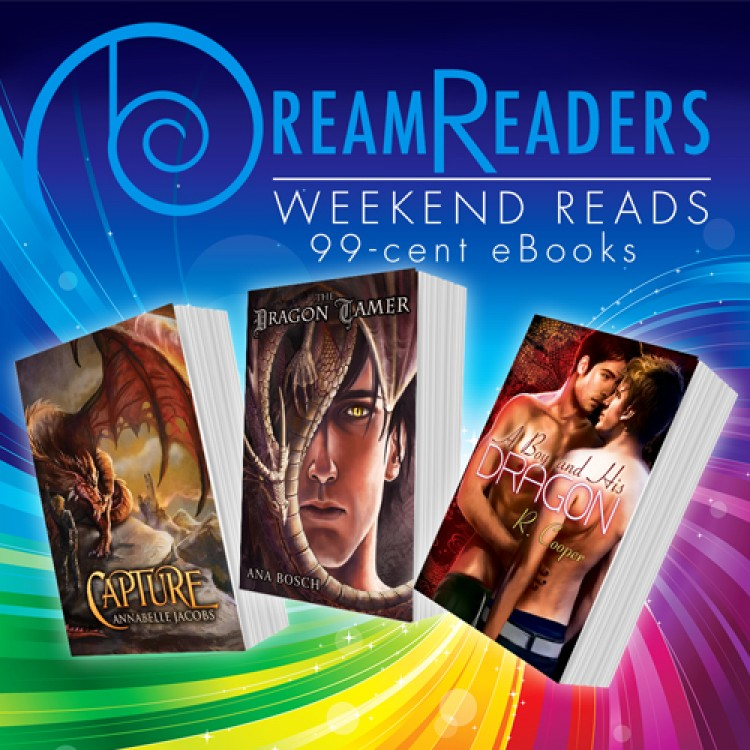 Weekend Reads 99-Cent eBooks: Dragons