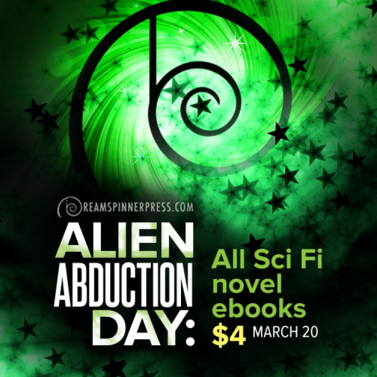 Alien Abduction: $4 Sci-Fi Novel eBooks