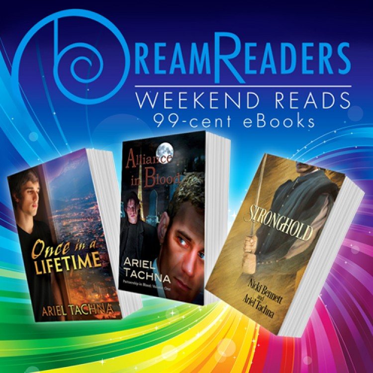 Weekend Reads 99-Cent eBooks: Paris