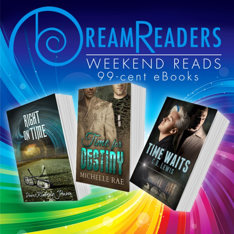 Weekend Reads 99-Cent eBooks: It's About Time