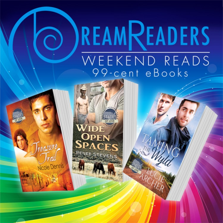 Weekend Reads 99-Cent eBooks: States of Love