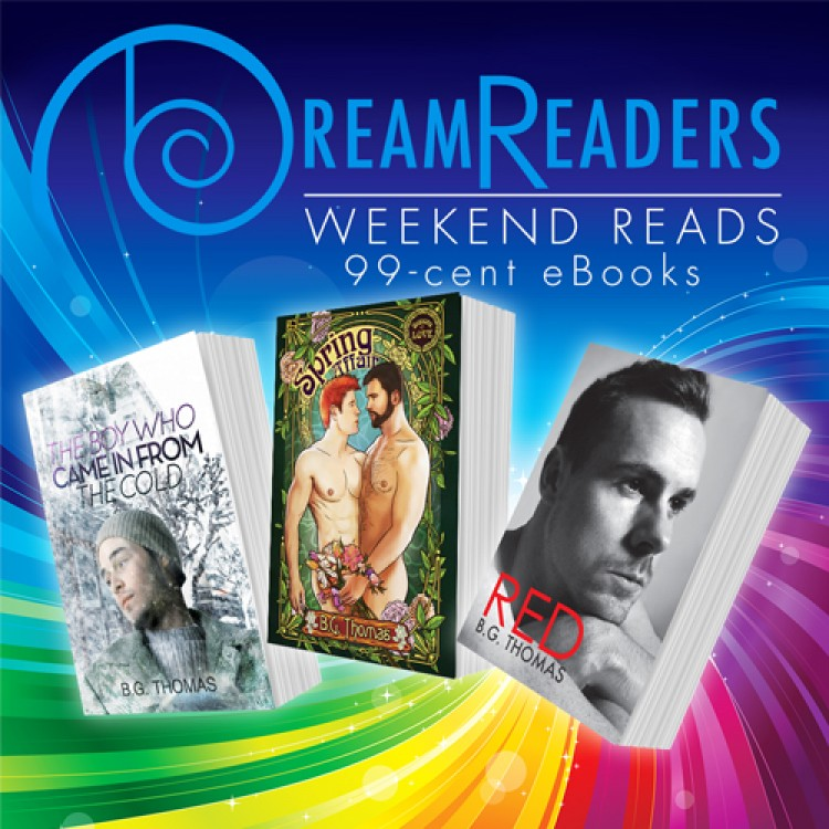 Weekend Reads 99-Cent eBooks by B.G. Thomas