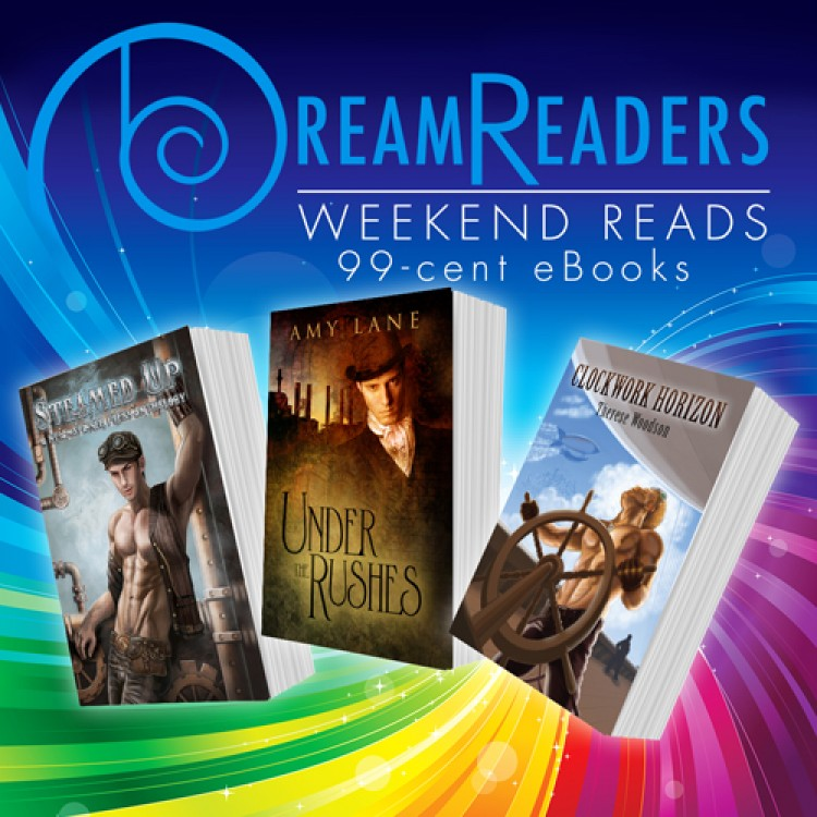 Weekend Reads 99-Cent eBooks: Steampunk