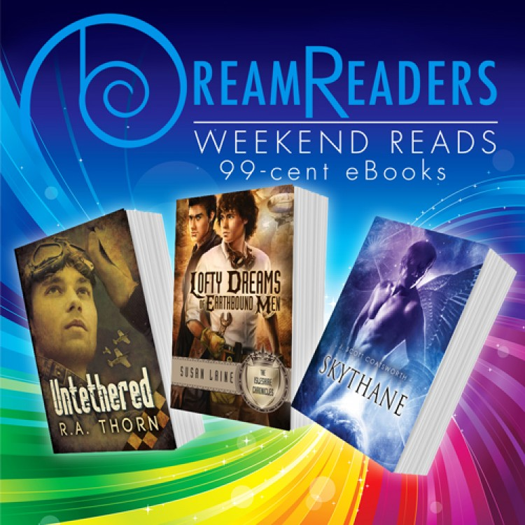 Weekend Reads 99-Cent eBooks: Wings