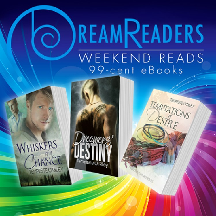 Weekend Reads 99-Cent eBooks by Tempeste O'Riley