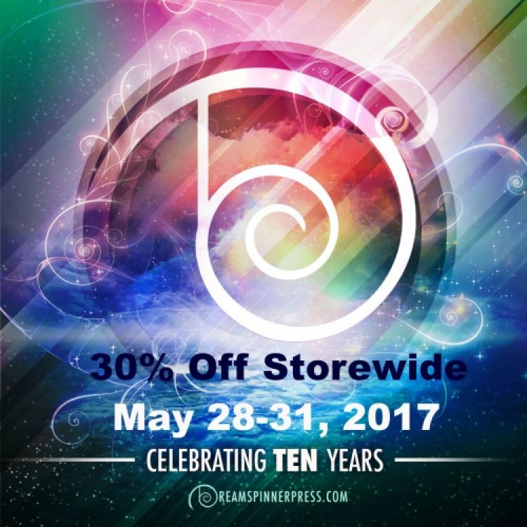 10th Anniversary Celebration: 30% Off Storewide