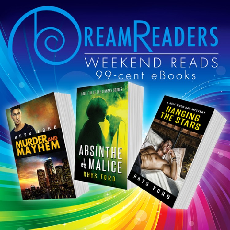 Weekend Reads 99-Cent eBooks by Rhys Ford