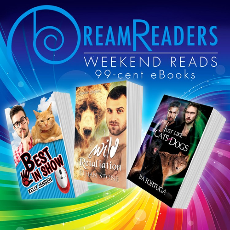 Weekend Reads 99-Cent eBooks: Furballs