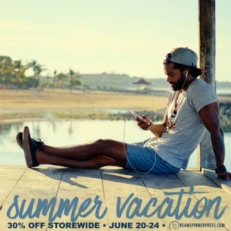 Summer Vacation 30% Off Storewide