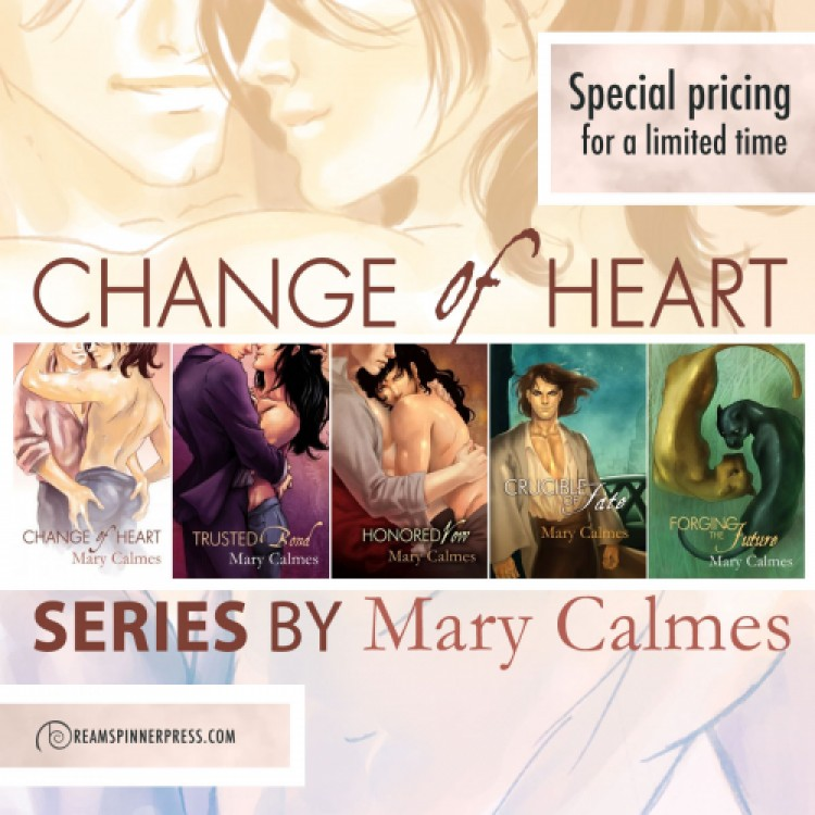 Change of Heart Series Sale