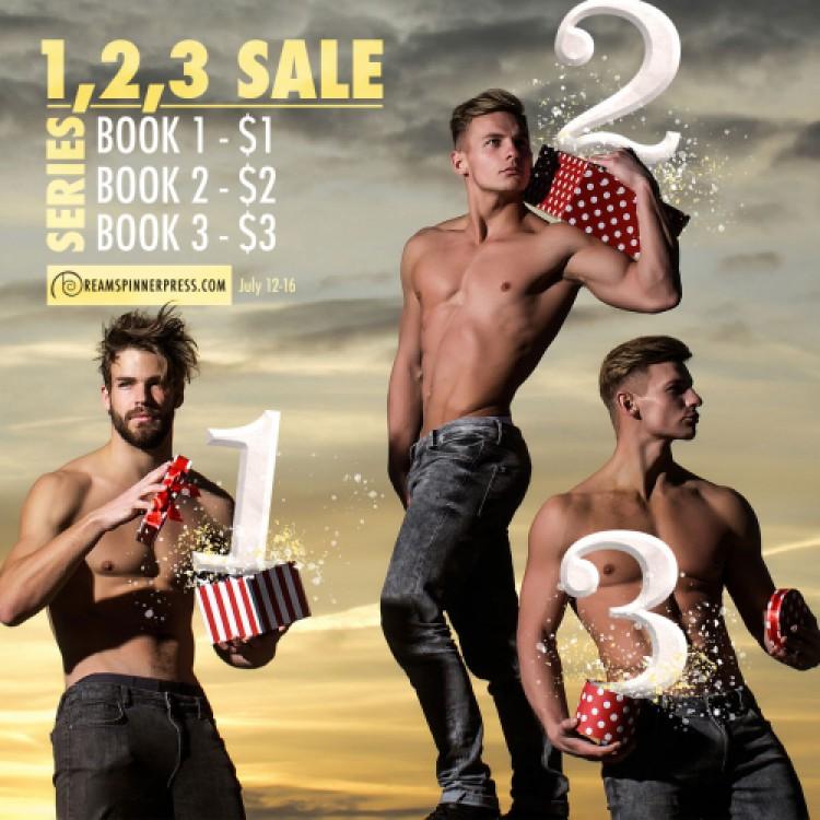 1, 2, 3 Sale
