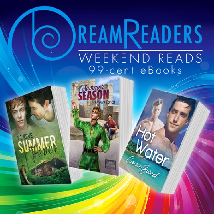 Weekend Reads 99-Cent eBooks: Summer Sizzle