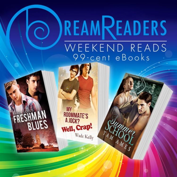 Weekend Reads 99-Cent eBooks: School Daze