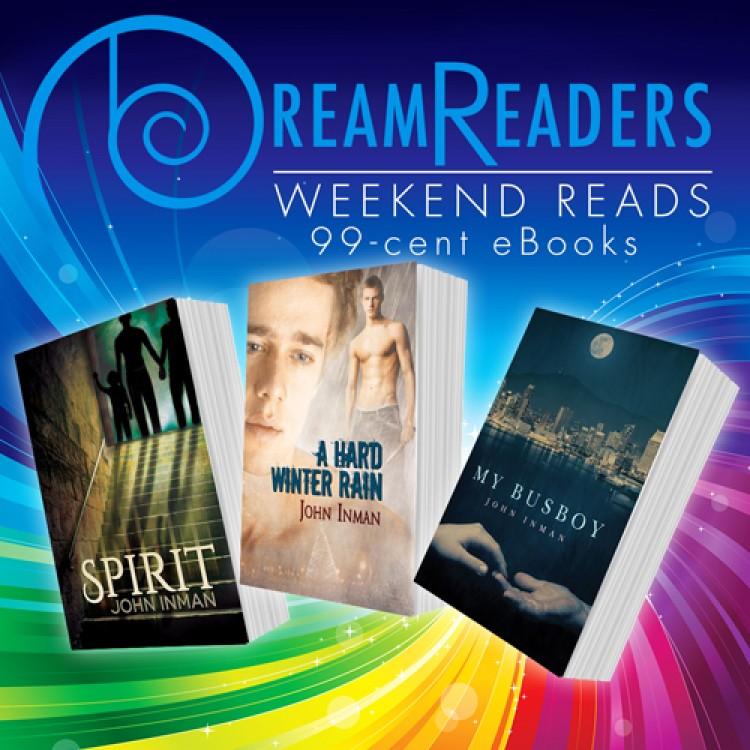 Weekend Reads 99-Cent eBooks by John Inman