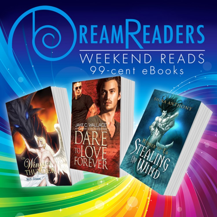 Weekend Reads 99-Cent eBooks: Fulfilling Fantasies