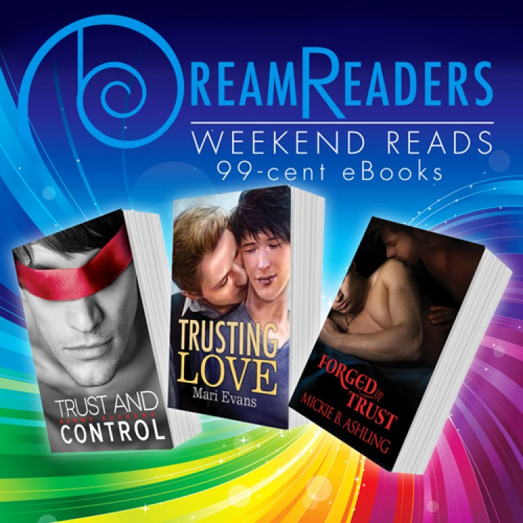 Weekend Reads 99-Cent eBooks: Trust