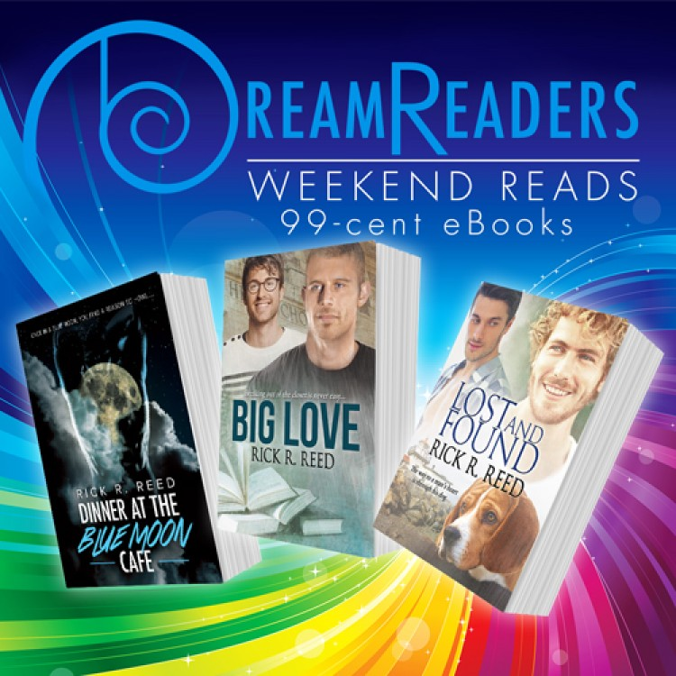 Weekend Reads 99-Cent eBooks by Rick R. Reed