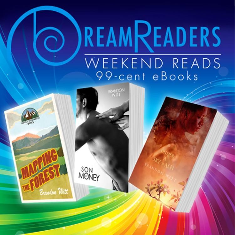 Weekend Reads 99-Cent eBooks by Brandon Witt