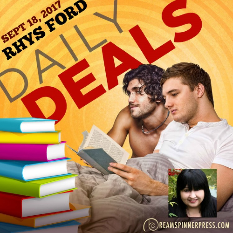 Rhys Ford Daily Deal: September 18, 2017