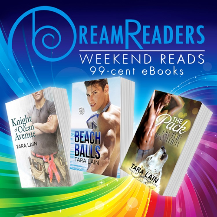 Weekend Reads 99-Cent eBooks by Tara Lain
