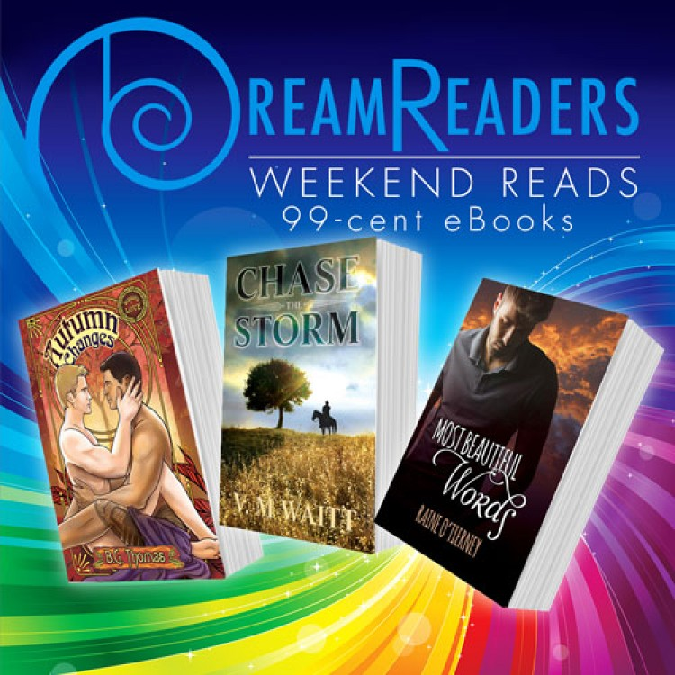 Weekend Reads 99-Cent eBooks: Autumn