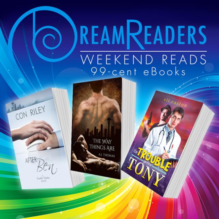 Weekend Reads 99-Cent eBooks: Seattle