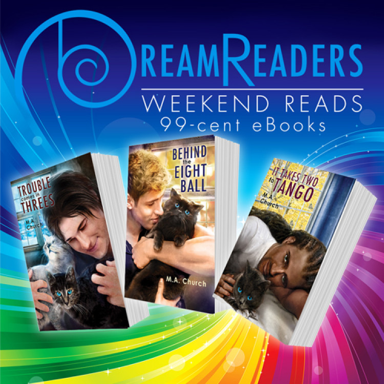 Weekend Reads 99-Cent eBooks by M.A. Church