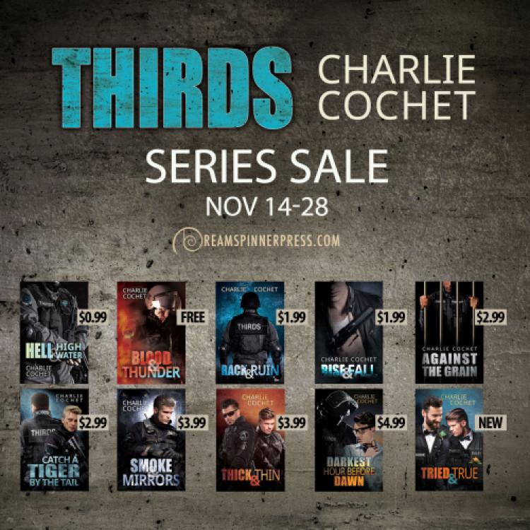 THIRDS Series Sale