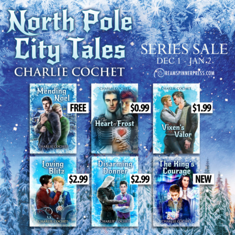 North Pole City Tales Series Sale