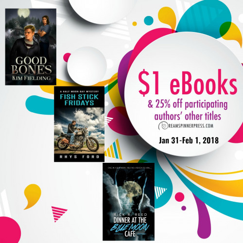January Moon Magic: $1 eBooks & 25 Off Fielding, Ford, Reed Titles