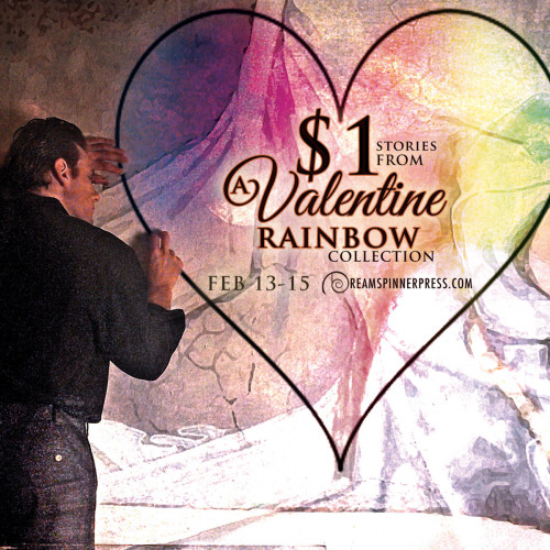 A Valentine Rainbow Collection $1 Stories