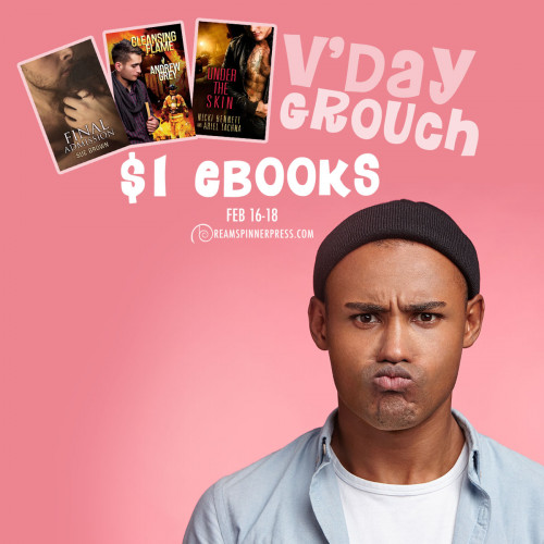 V'Day Grouch $1 eBook Sale