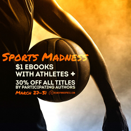 Sports Madness: $1 eBooks & 30% Off Other Titles by Participating Authors