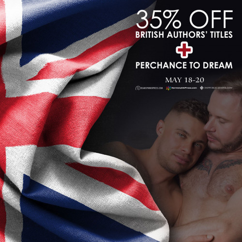 Celebration of the Royal Wedding: 35% off British Authors