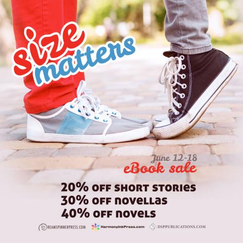 Size Matters eBook Sale