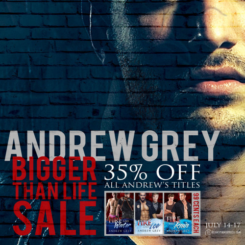 Andrew's Bigger Than Life Sale