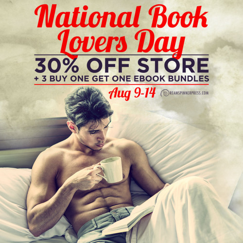 National Book Lovers Day: 30% Off Storewide and 3 BOGO eBook Bundles
