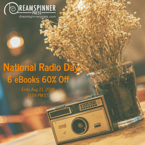 National Radio Day: 60% Off 6 Radio eBooks