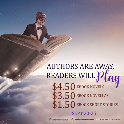 Authors Are Away, Readers Will Play