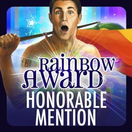 Desires' Guardian made 2014 Rainbow Awards Honorable Mention