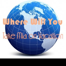 Take a Mia Kerick Book on Vacation with YOU!!!