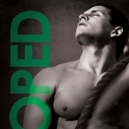 Cover reveal for Roped
