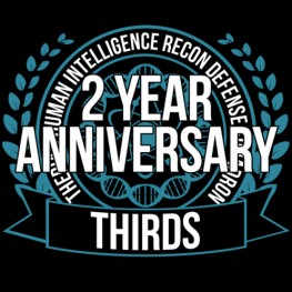 THIRDS 2 Year Anniversary Celebration!