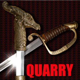 Quarry (book #2 of The Vampire Guard) now available for pre-order