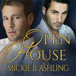 5 Stars for Open House by Gay Book Reviews