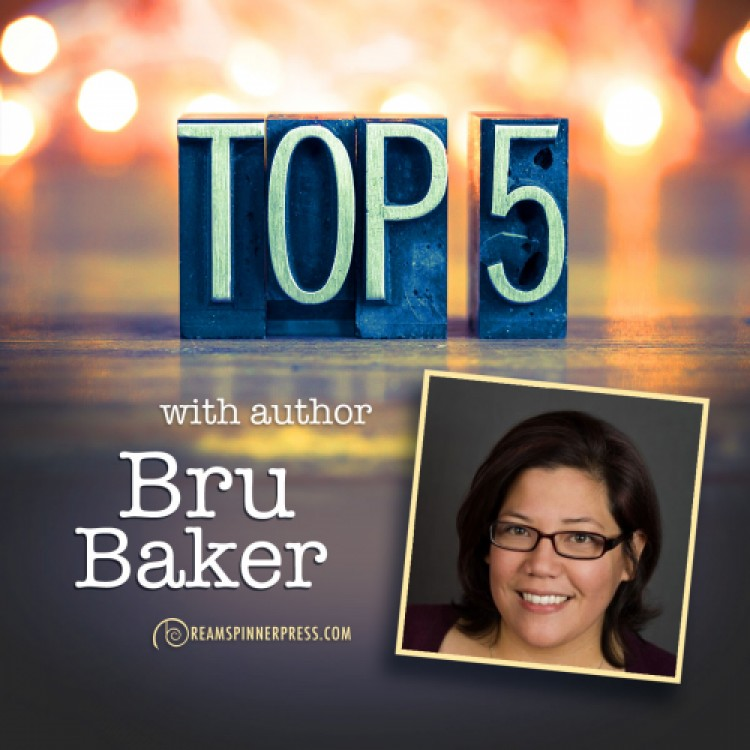 Top 5 With...Bru Baker