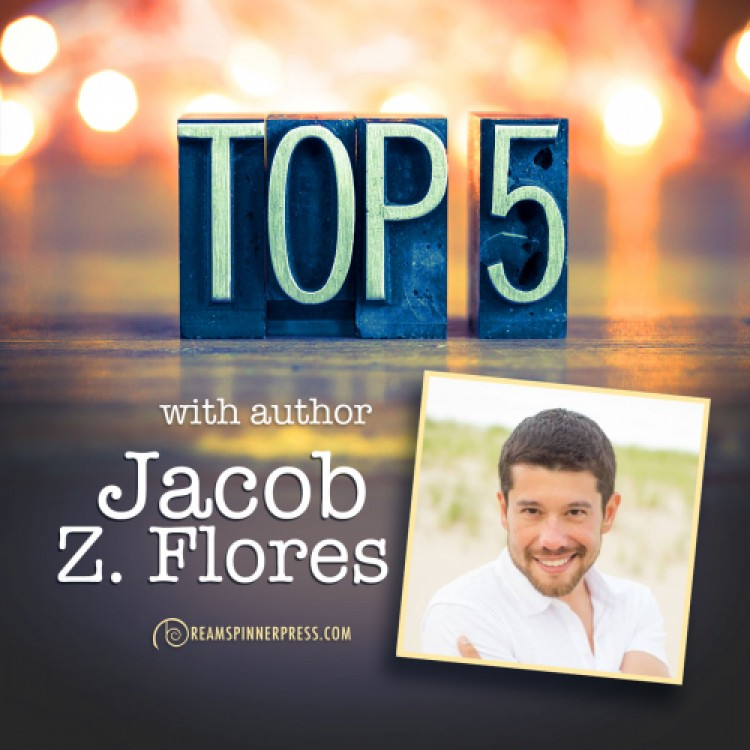Top 5 With...Jacob Flores
