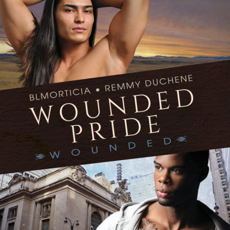 Wounded Pride is Out NOW!