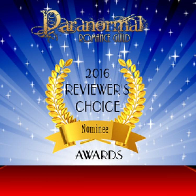 Paranormal Romance Guild 2016 Winners